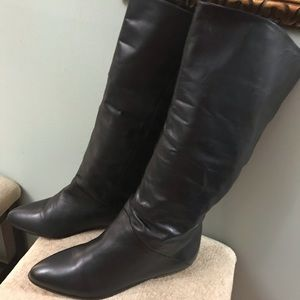 Shoes - Leather boots size 11